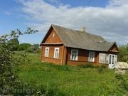 Дом в агрогородке Едки рядом с Лидой