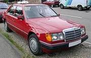 Мерседес w124 1995г 3.0 дизель акпп