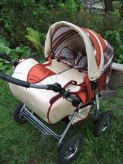 Продаётся коляска для двойняшек